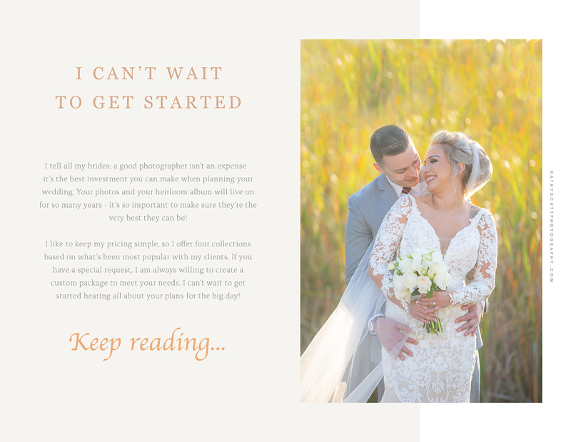 Wedding Pricing Pg 2