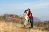 Maternity Session on Penon Blanco Ranch